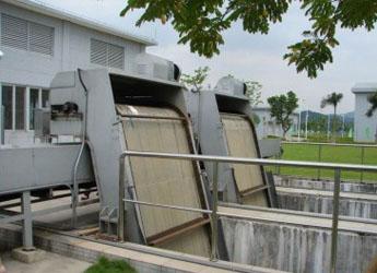 FHG型反捞式格栅除污机
