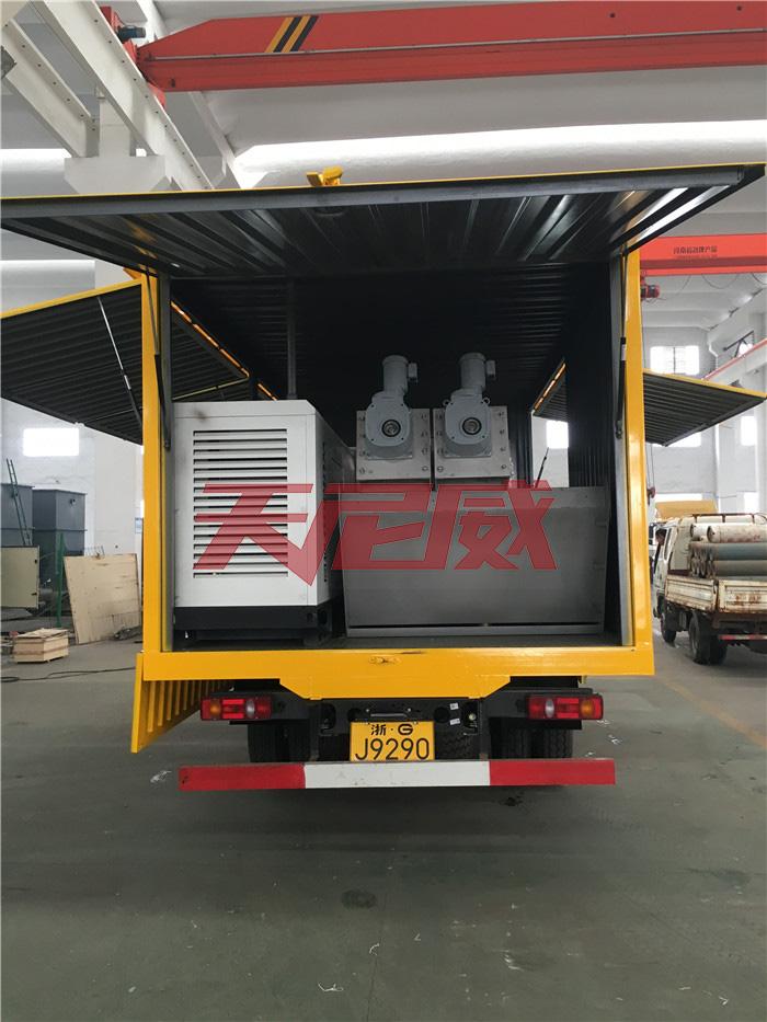 yidongtuo水车